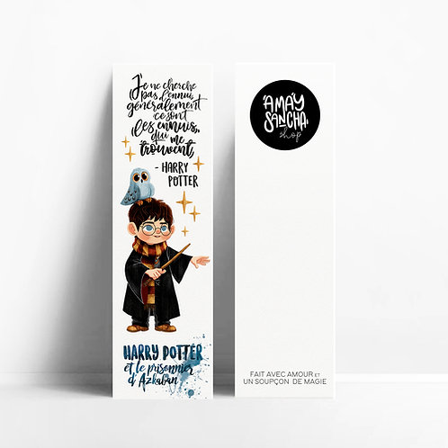 Marque-pages Harry Potter