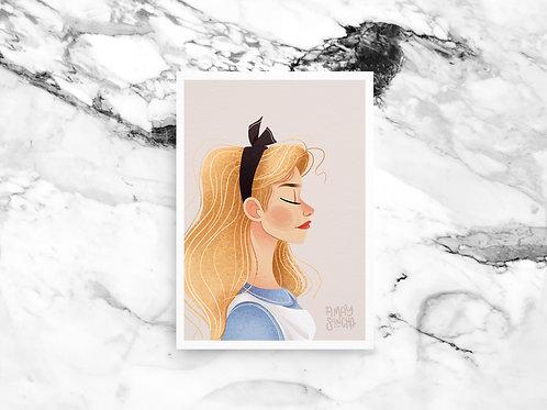Illustration A4 Alice