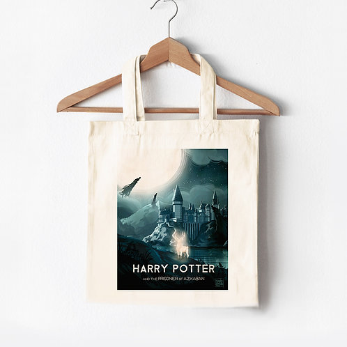 Welcome To Hogwarts Tote Bag