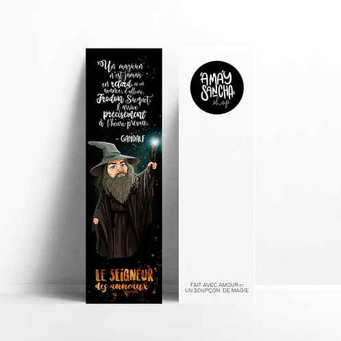 Marque-pages Gandalf