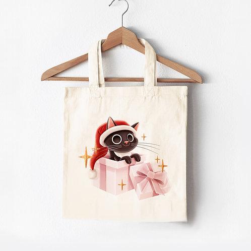 Tote Bag Jackson Santa Claus
