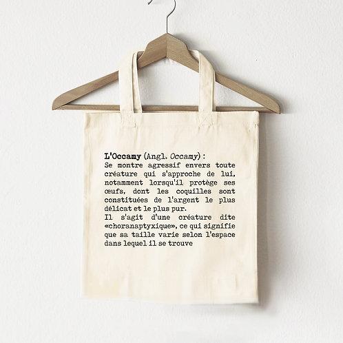 Tote Bag Occamy