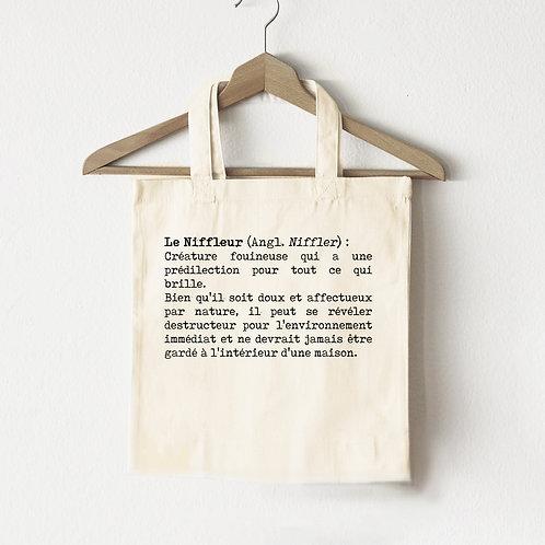 Tote Bag Niffleur