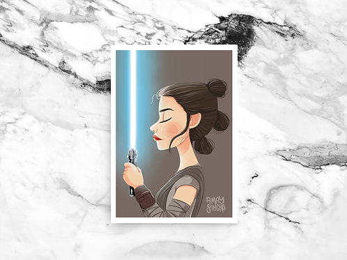 Illustration A4 Rey