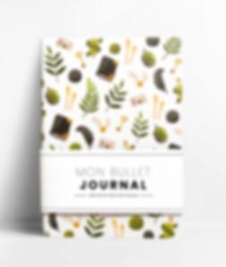 Bullet Journal et carnet de notes A5, motifs