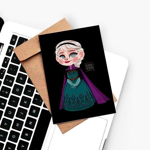 Carte Postale Elsa