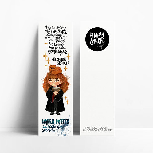 Marque-pages Hermione Granger
