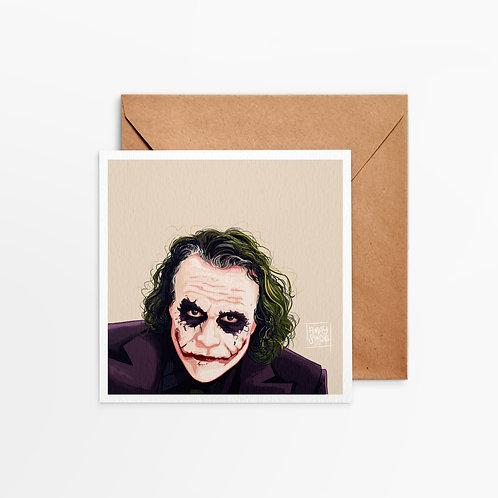 Carte Carrée Joker