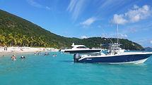 Soggy Dollar, Jost Van Dyke, Boat Trip