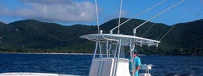Ocean Aqua (Contender 28ft)