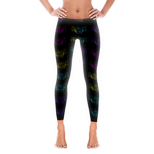 Carnival Virgin Islands Leggings