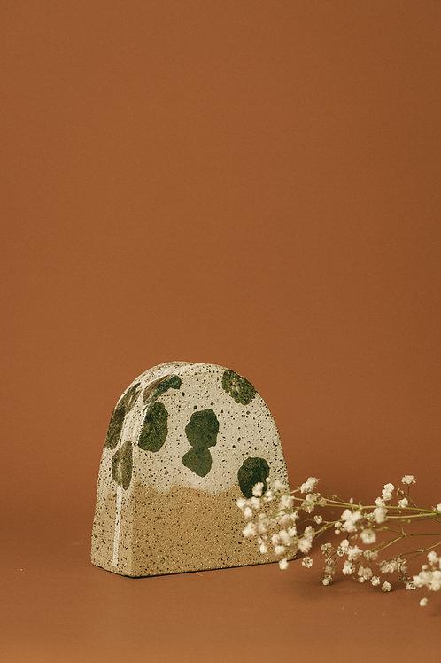 Cow Print Vase