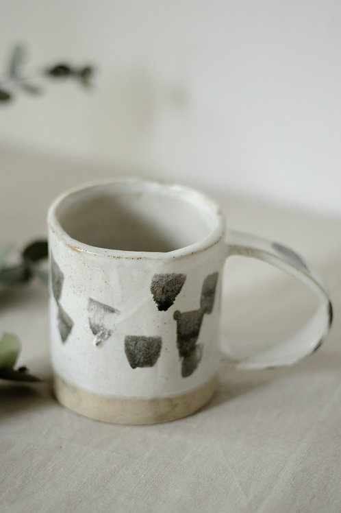 SECONDS SALE: Speckled Mug