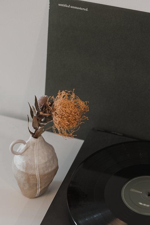 Leaning Vase