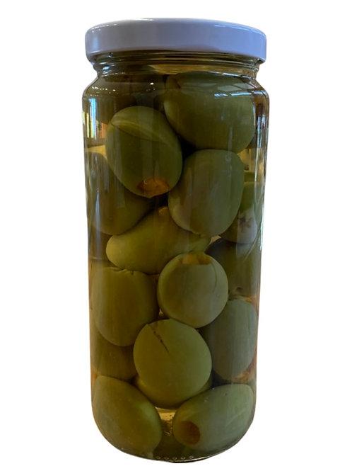 Habanero Stuffed Olives