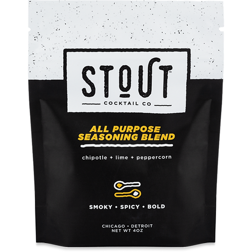 Stout Seasoning Salt Blend