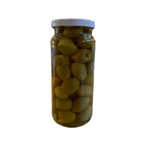 Smoked Pitted Olives