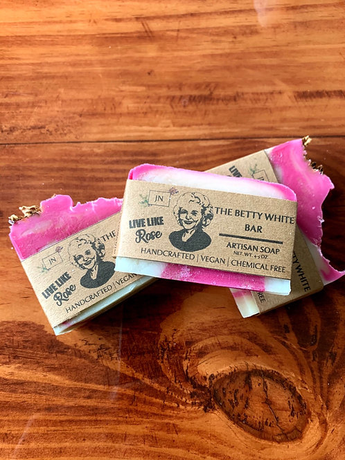 The Betty White Bar