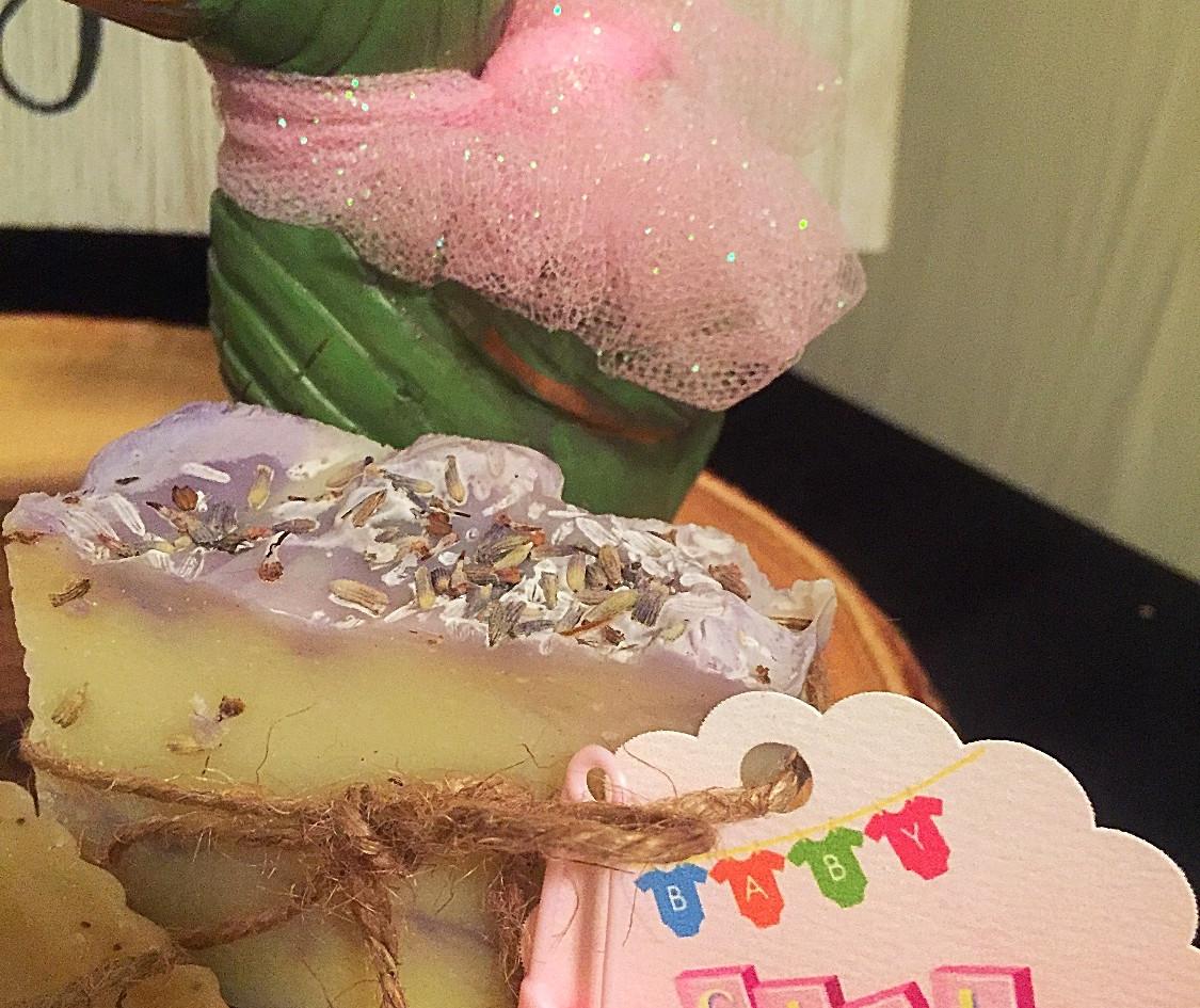 Lavender Lemonade Baby Shower