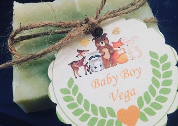 Eucalyptus Clove Baby Shower