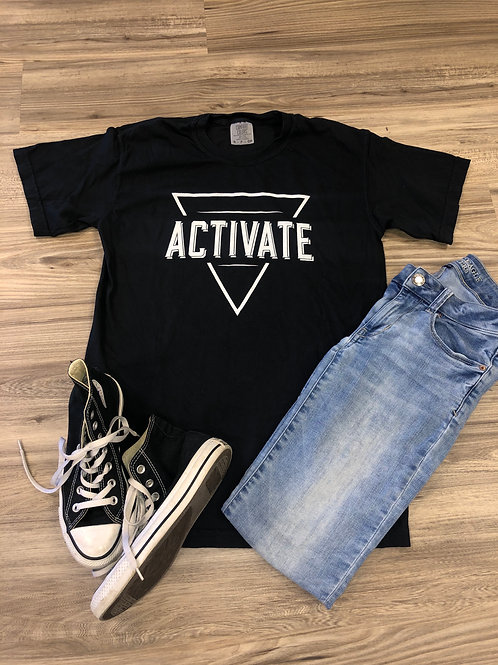 'ACTIVATE' Tee