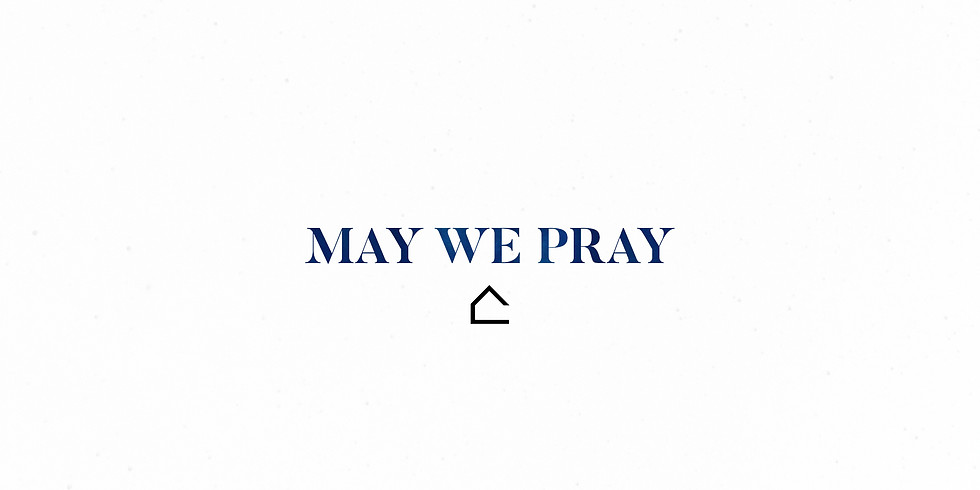 May We Pray