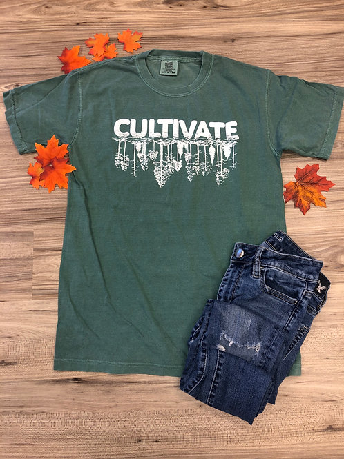'CULTIVATE' Tee