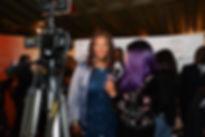 Terra being interviewed by Media (1).jpg