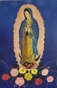 Divine Mother of Guadalupe