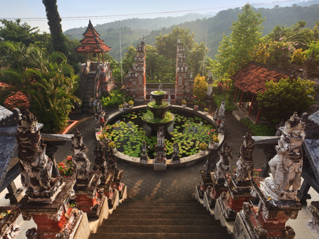 Island of the Gods… Morning of the World │ Bali - Indonesia