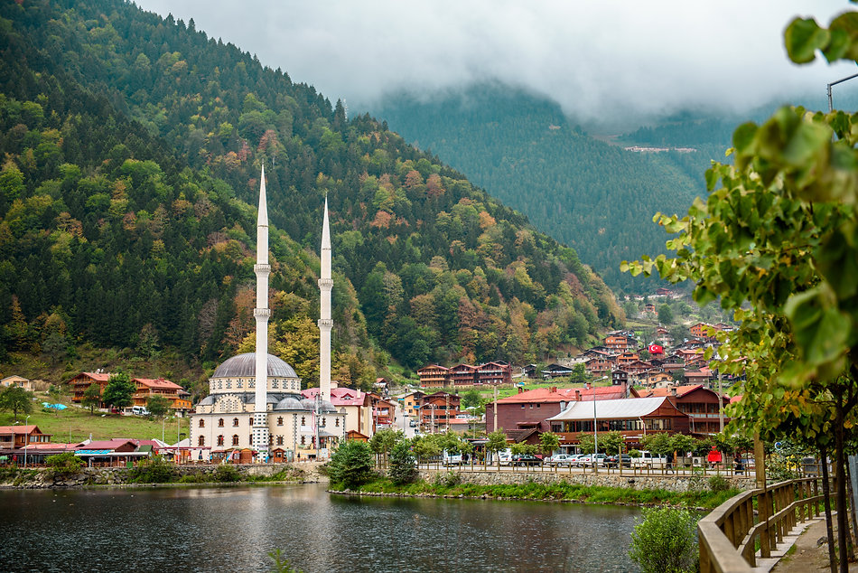 Turkey,_Trabzon._Uzungol_lake_view_–_T