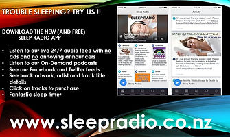 NOVEMBER NEWS | Sleep Radio