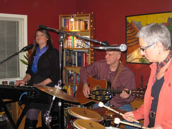 House Concert - Candyce's Home