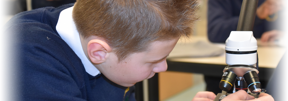 Science Lesson at Bulwell Academy