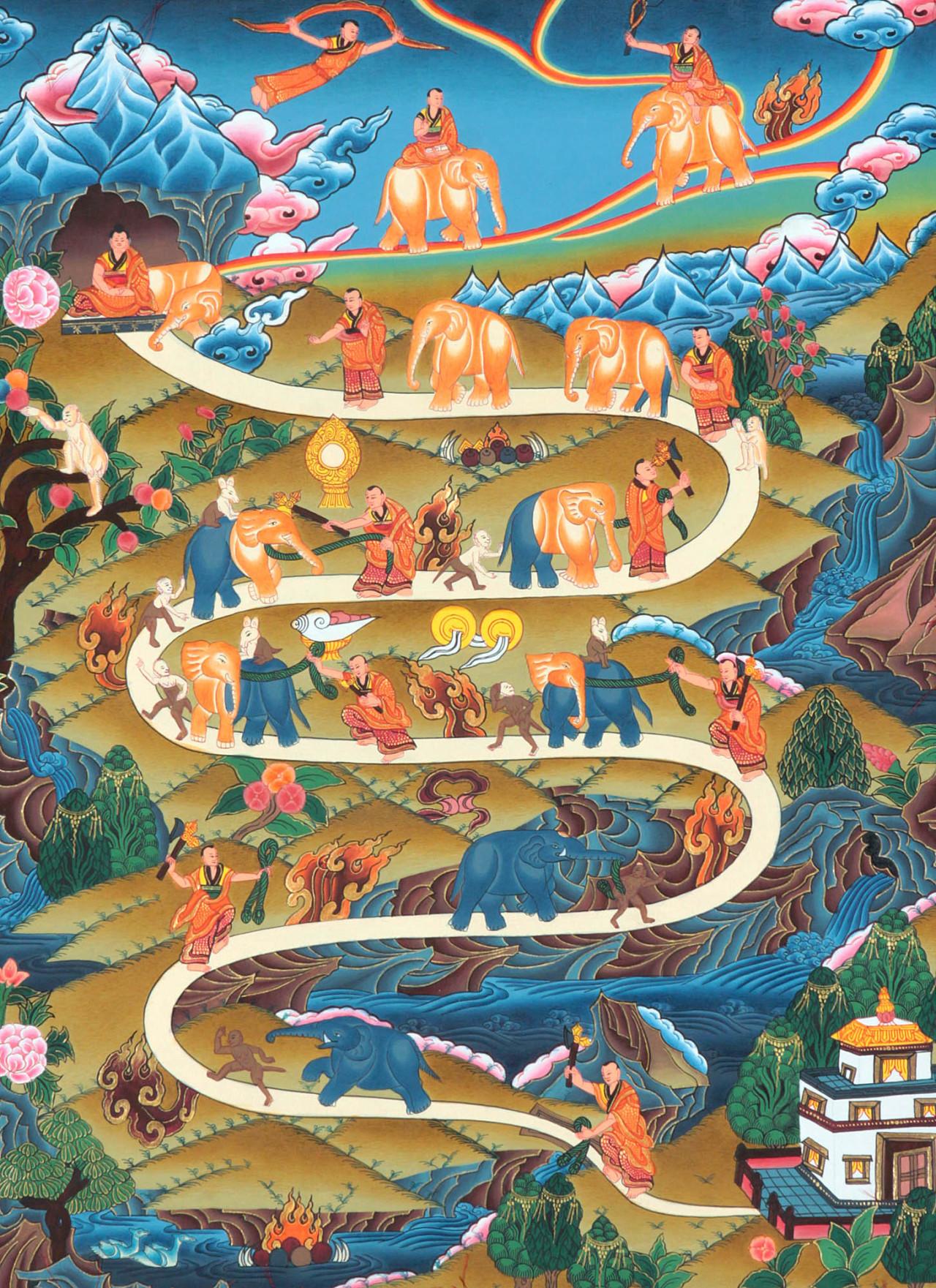 Sunday Teachings with Drupon Lama Karma