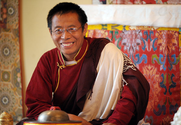Guest Retreat – Tulku Sang-ngag Rinpoche