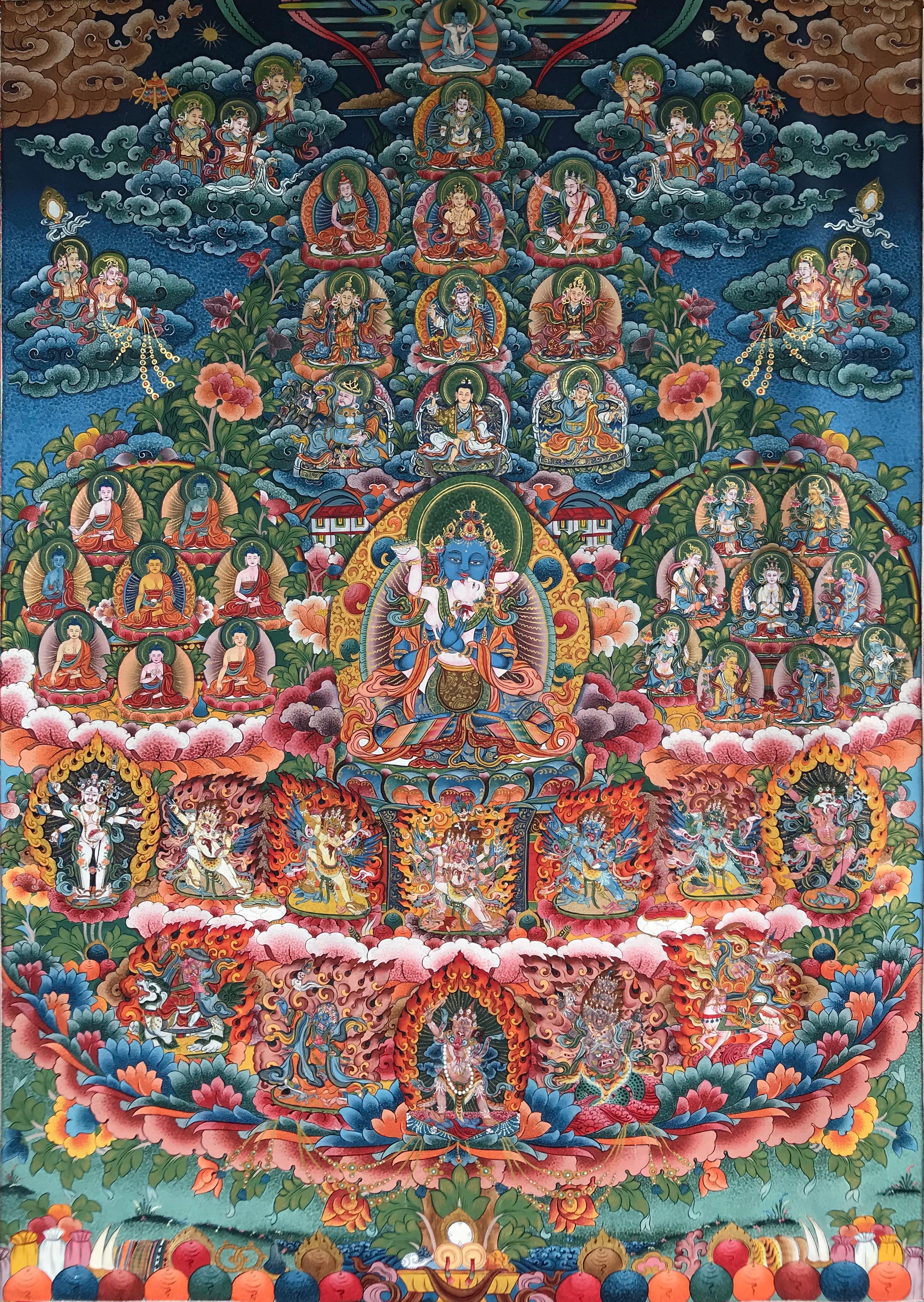 Retreat 6: Kusum Gongdue Ngöndro