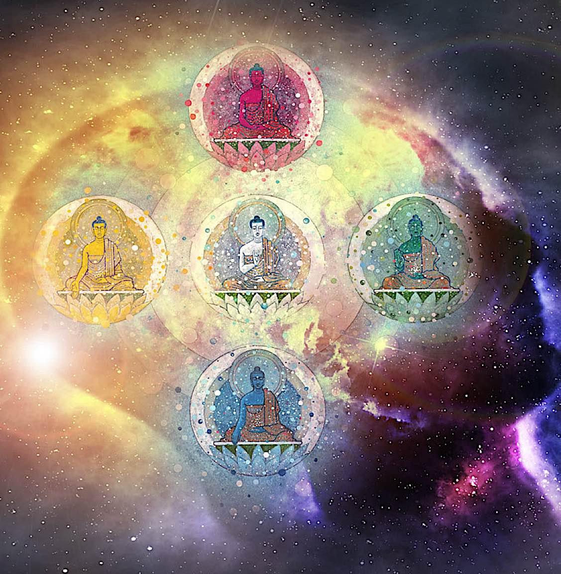 Retreat 3: Transform the Five Poisons