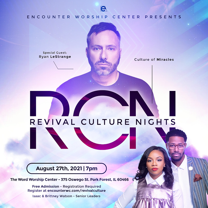 Revival Culture Nights