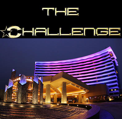 The Challenge! December 5-7, 2014