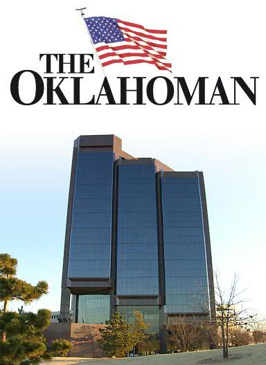 Check us out in the Daily Oklahoman!