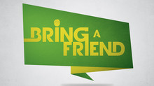 Membership Drive: Bring A Friend!