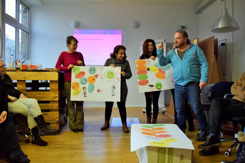 From our workshop in Berlin