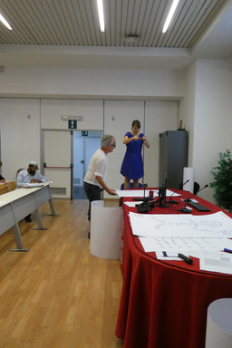 From our workshop in Calabria