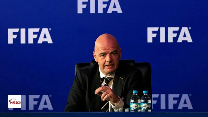 Presidente de la FIFA - Foto: Reuters