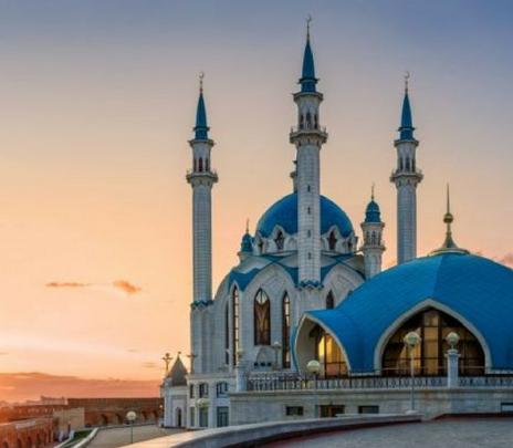 Mezquita Qol-Sarif: Amor y dolor en Kazán