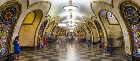 Tour Metro Moscu, excursion en el metro de moscu, visita guiada metro moscu, que ver en el metro de moscu