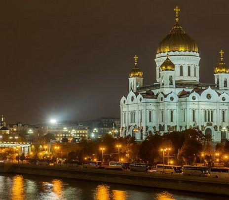 Rusos festejan Pascua Ortodoxa de Resurrección