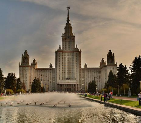 Colina de los Gorriones: El Mirador de Moscú