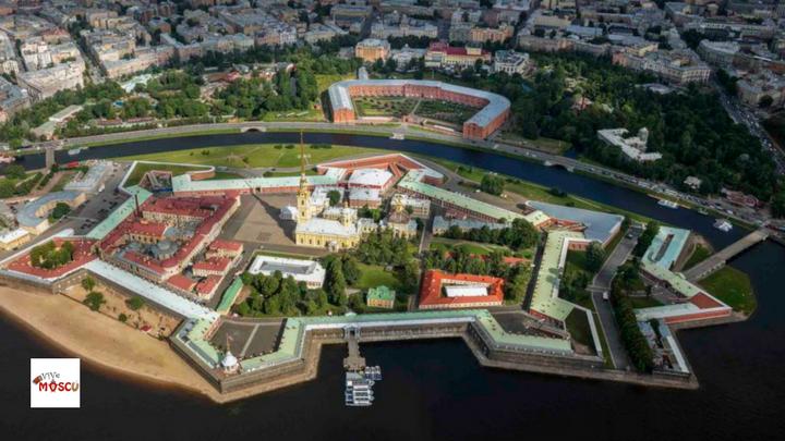 Fortaleza de San Pedro y San Pablo